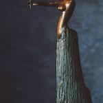 »Daphne«   1993   Bronze