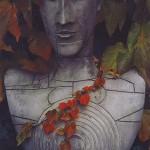 »Großer Minotaurus Kopf«   1993   Bronze