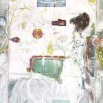 »Die schöne Photographin«   1964   Öl auf Leinwand