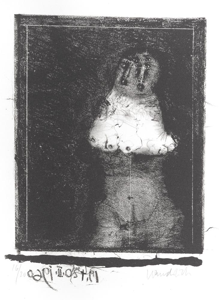 1960 | Tief dekolletiert