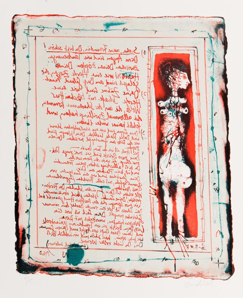 1960 | Salomonischer Liebesbrief