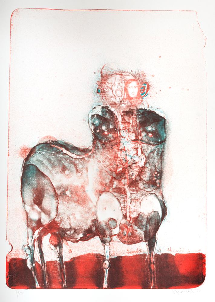 1960 | Centaura (Arno Schmidt gewidmet)