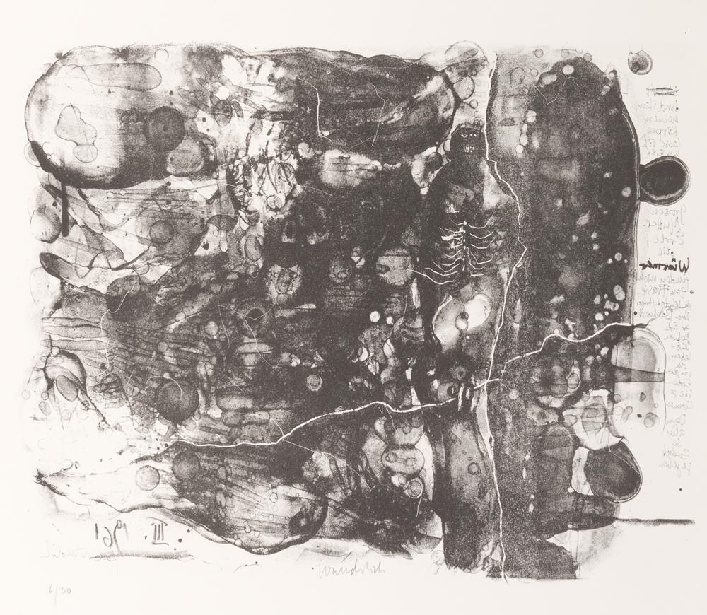 1961 | »Villon«, Blatt 5