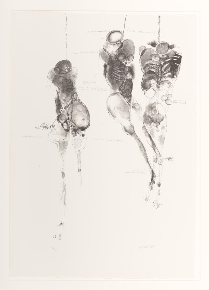 1961 | »Villon«, Blatt 6