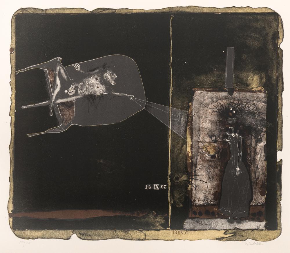 1961 | Träumender Maler