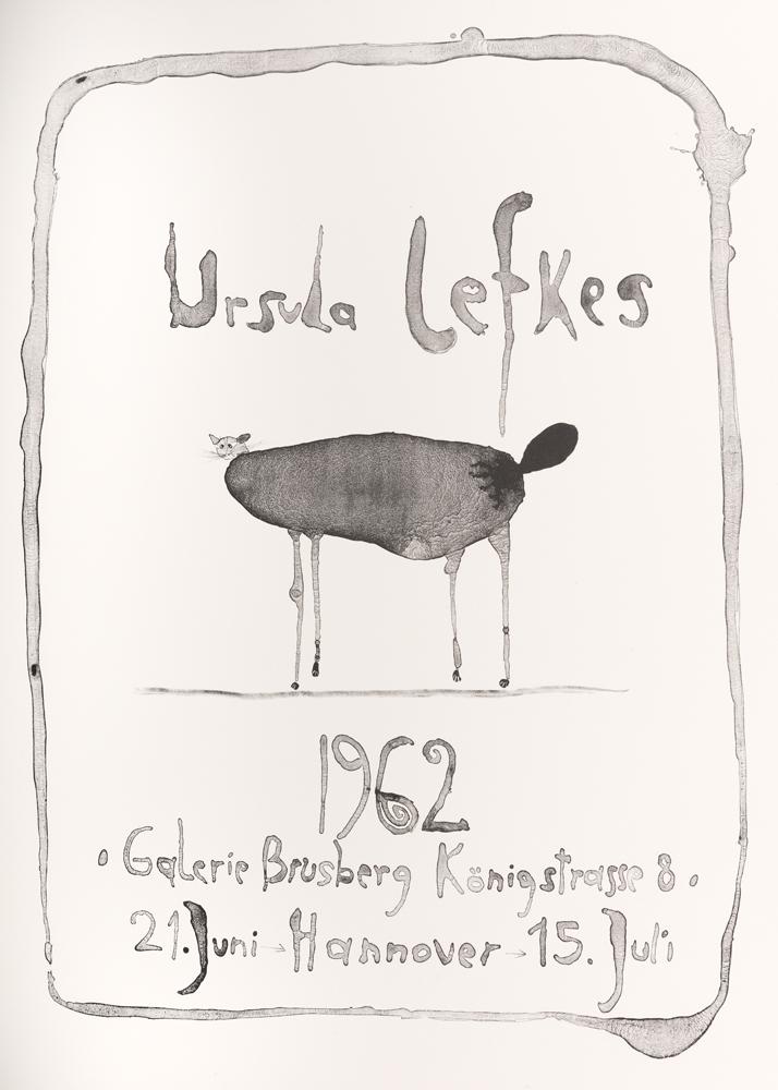 1962 | Plakat für Ursula