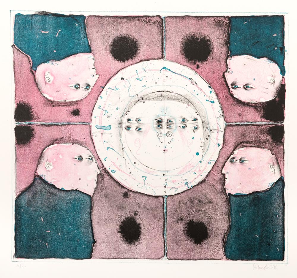 1962 | Vier Köpfe