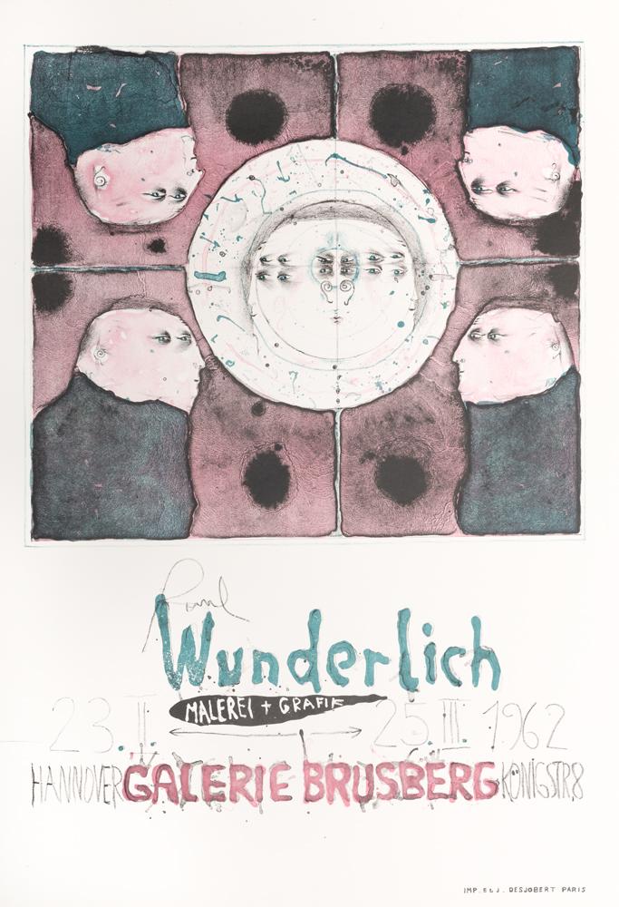 1962 | Plakat Brusberg