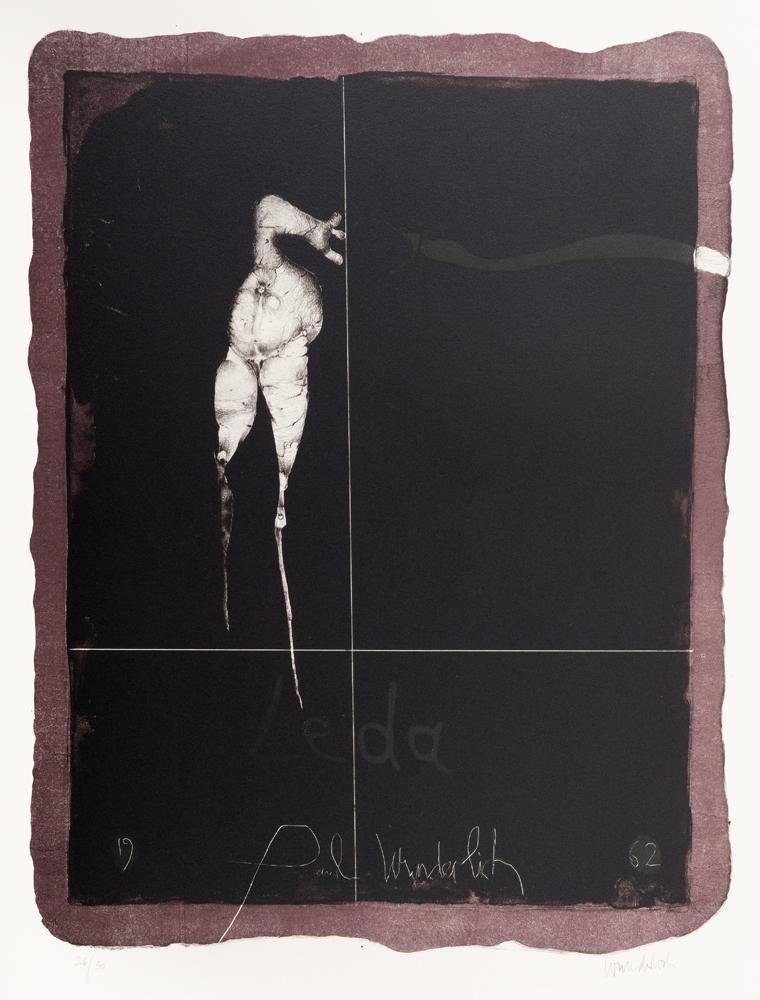 1962 | »Leda«, Titelblatt