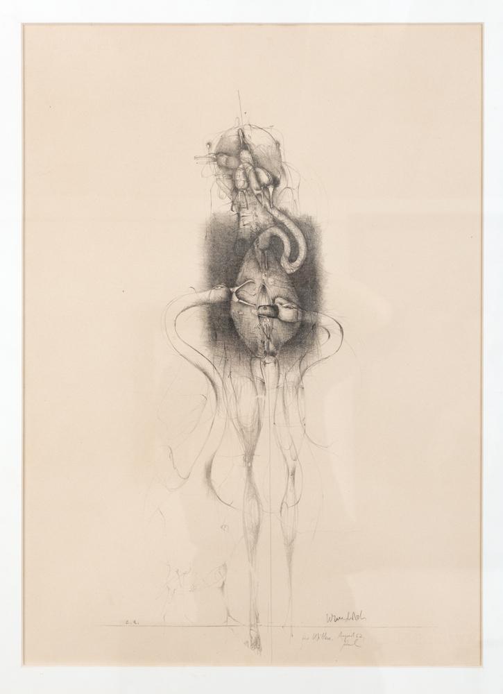 1962 | »Leda«, Blatt 2