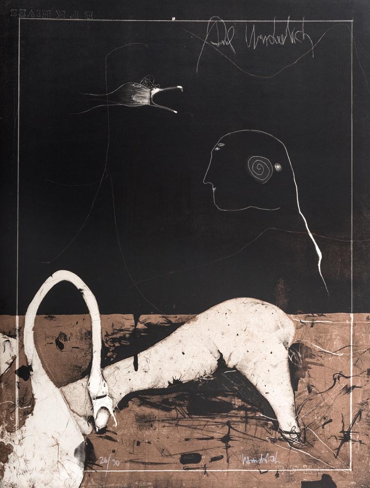 1962 | »Leda«, Blatt 4