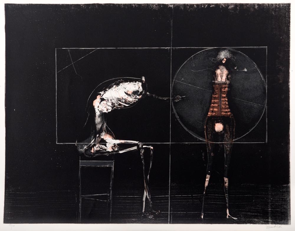 1962 | Maler und Modell I