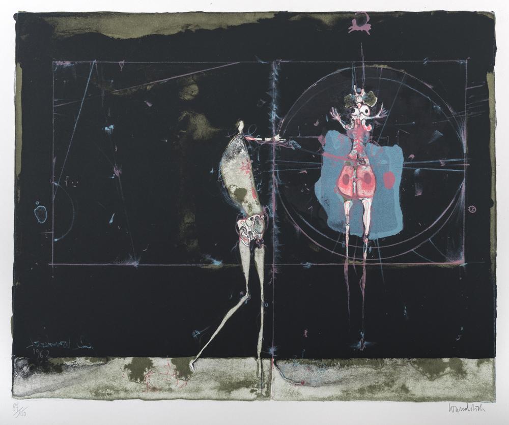 1962 | Maler und Modell II