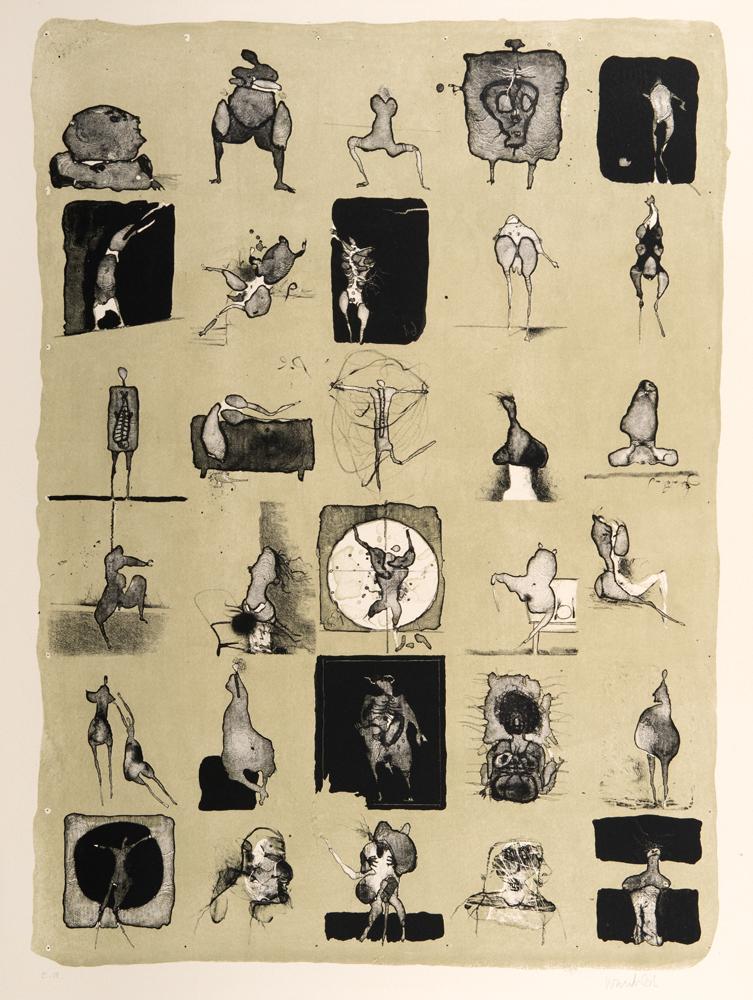 1962 | Aus meinem Skizzenbuch