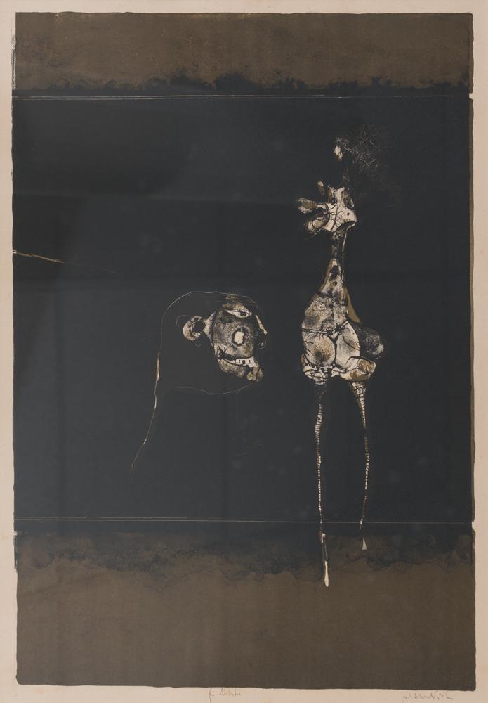 1963 | Création d'une femme V (Plakat Sydow)