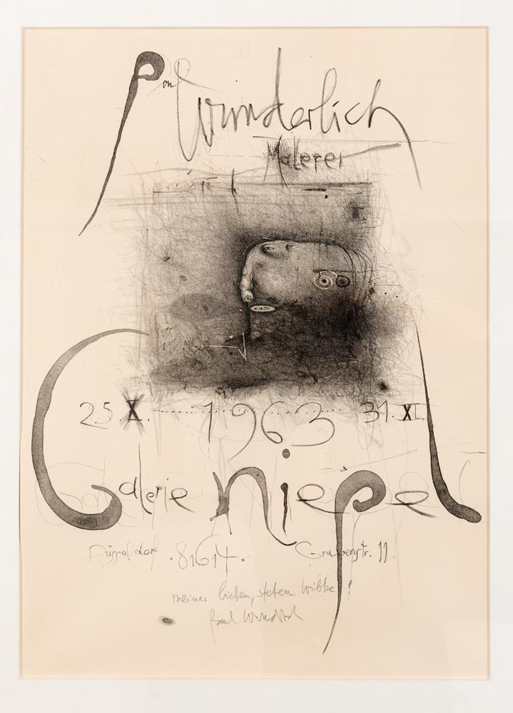 1963 | Plakat Niepel