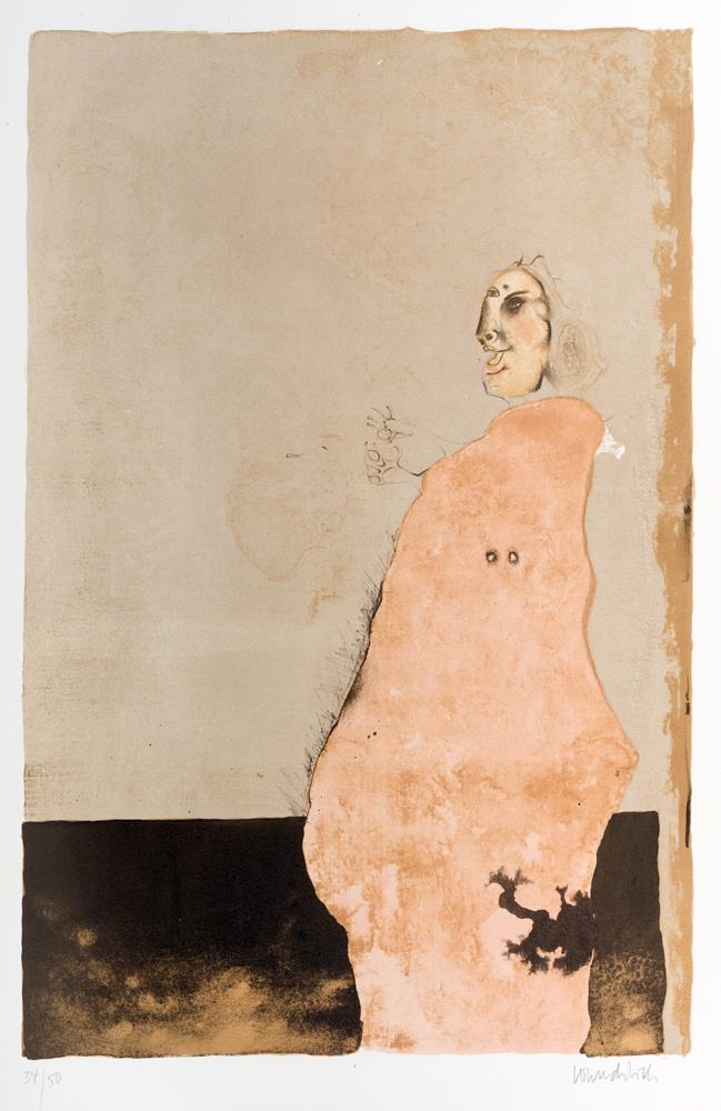 1963 | La dame rose