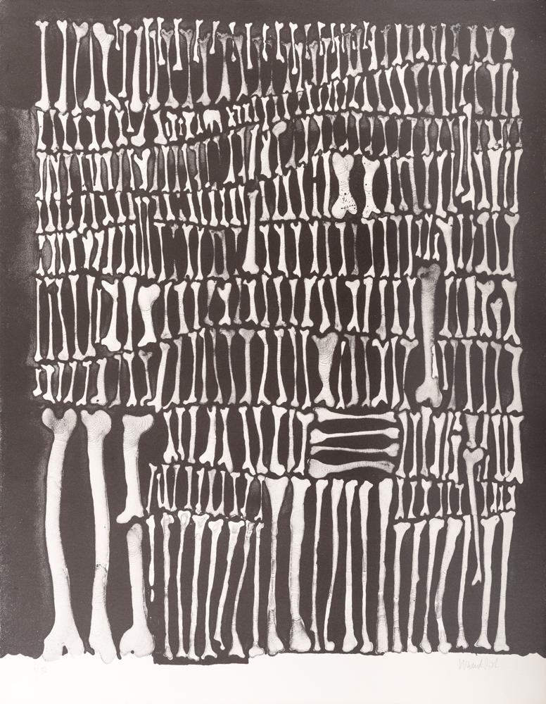 1963 | »Kleine Anatomie«, Blatt 1