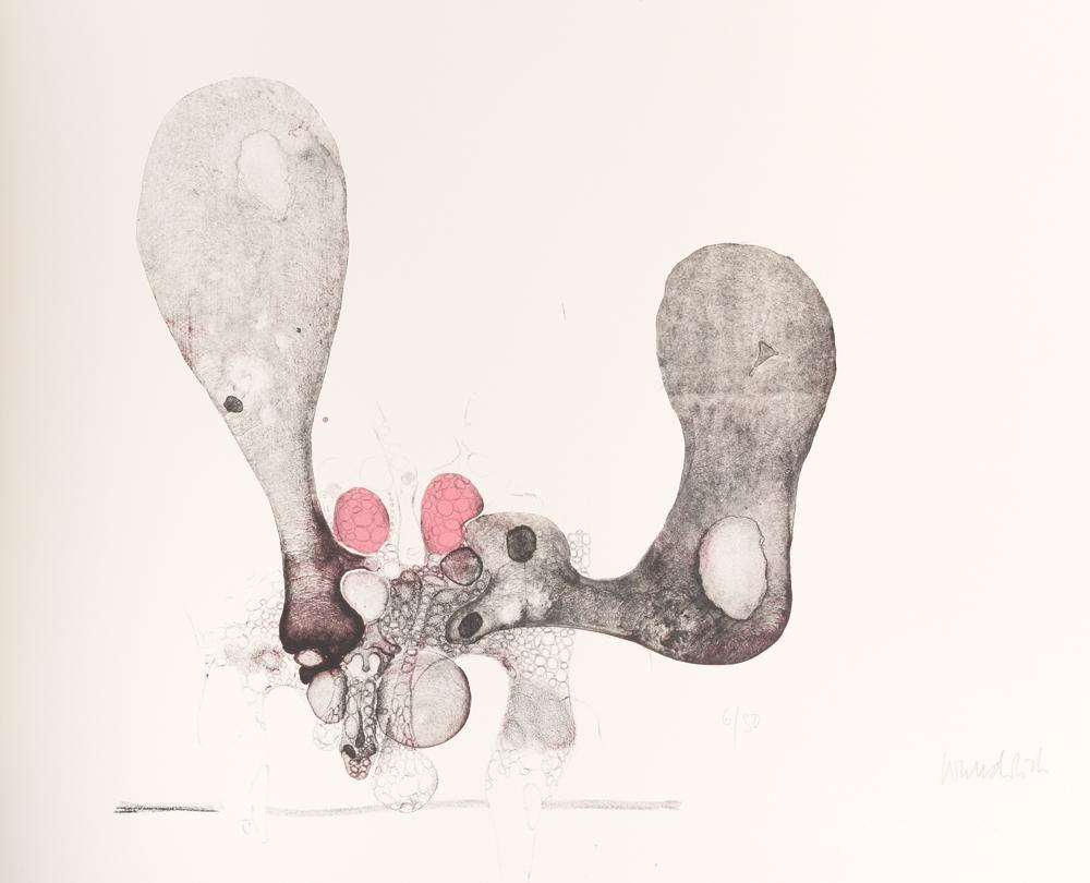 1963 | »Kleine Anatomie«, Blatt 4