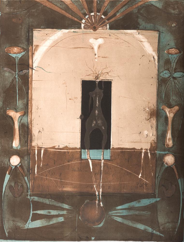 1964 | Aurora - homage á Runge