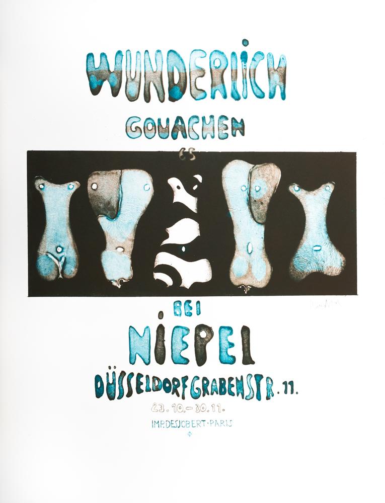 1965 | Plakat Niepel 65