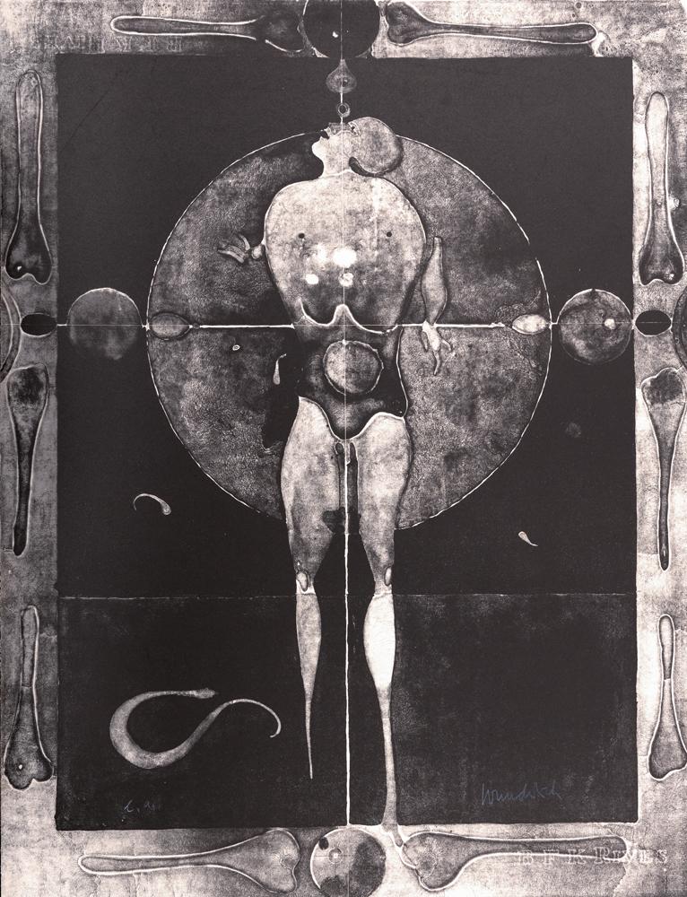 1965 | Adam, aus Mappe D.B.