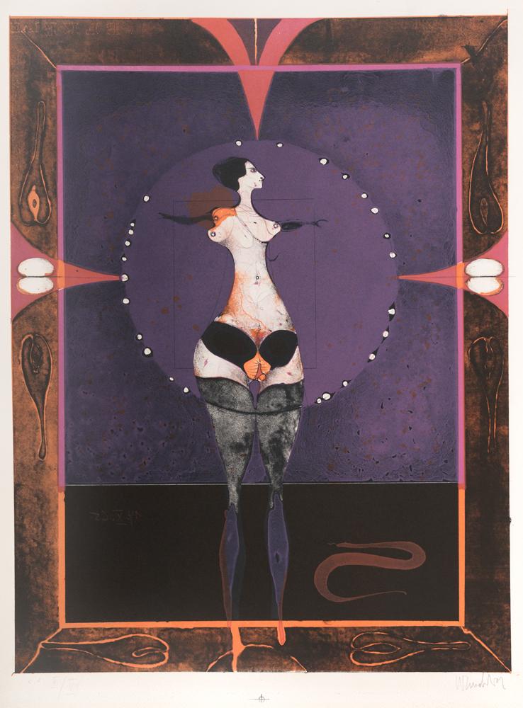 1965 | Eva II, aus Mappe D.B.