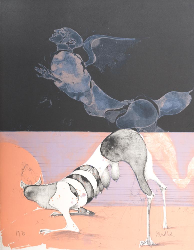 1966 | Der Engel und die Wölfin