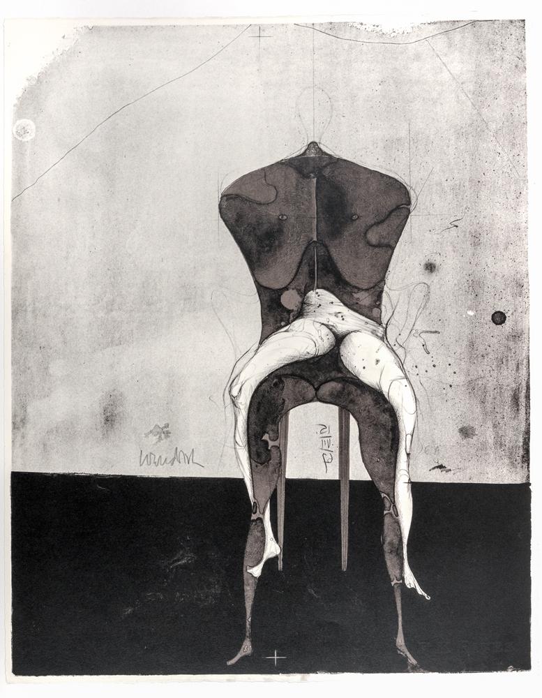 1967 | Ein schöner Stuhl