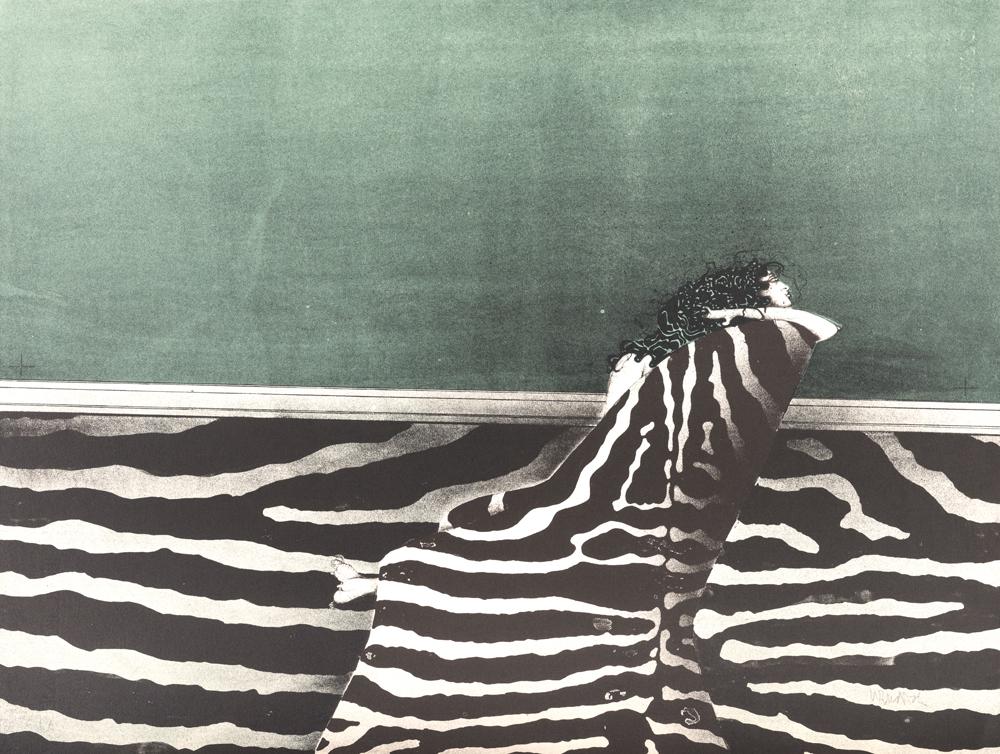 1968 | Joana im Sessel