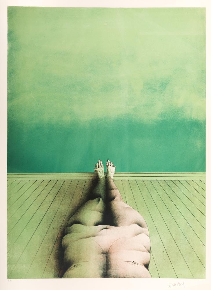1968 | Die Füße