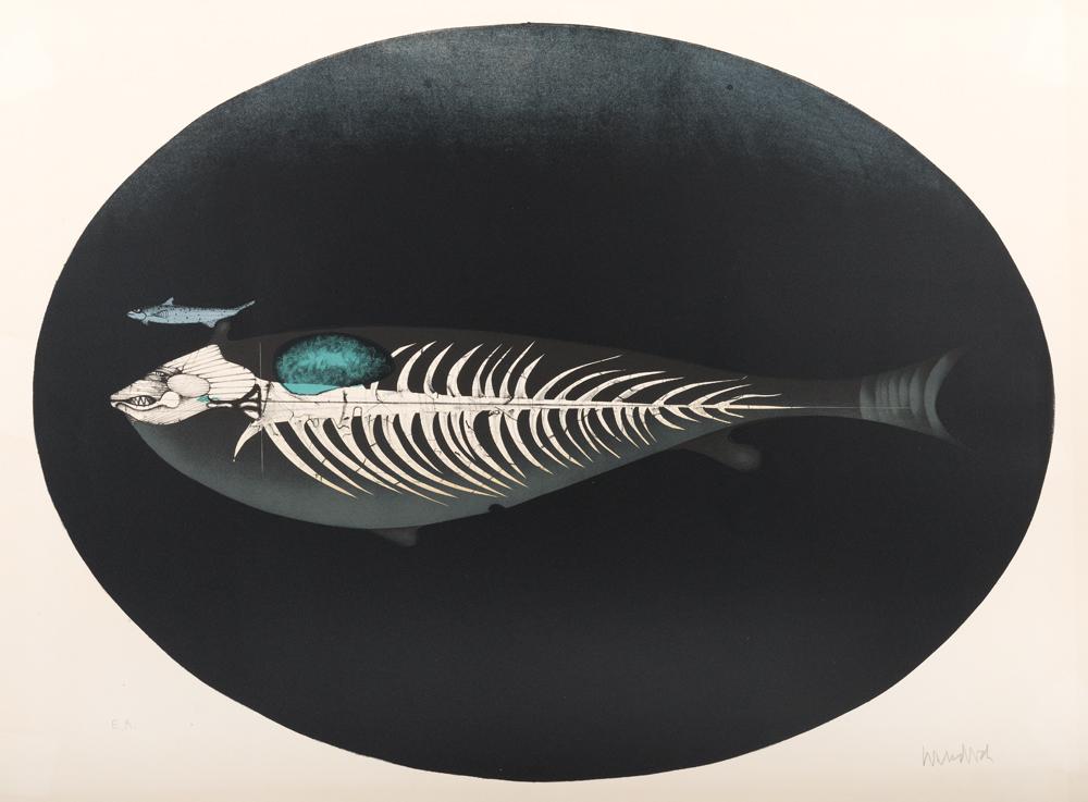 1968 | Der große und der kleine Fisch