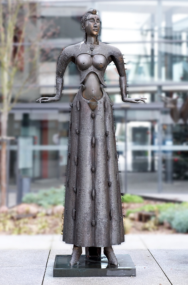 1998 | Tanzende Frau II