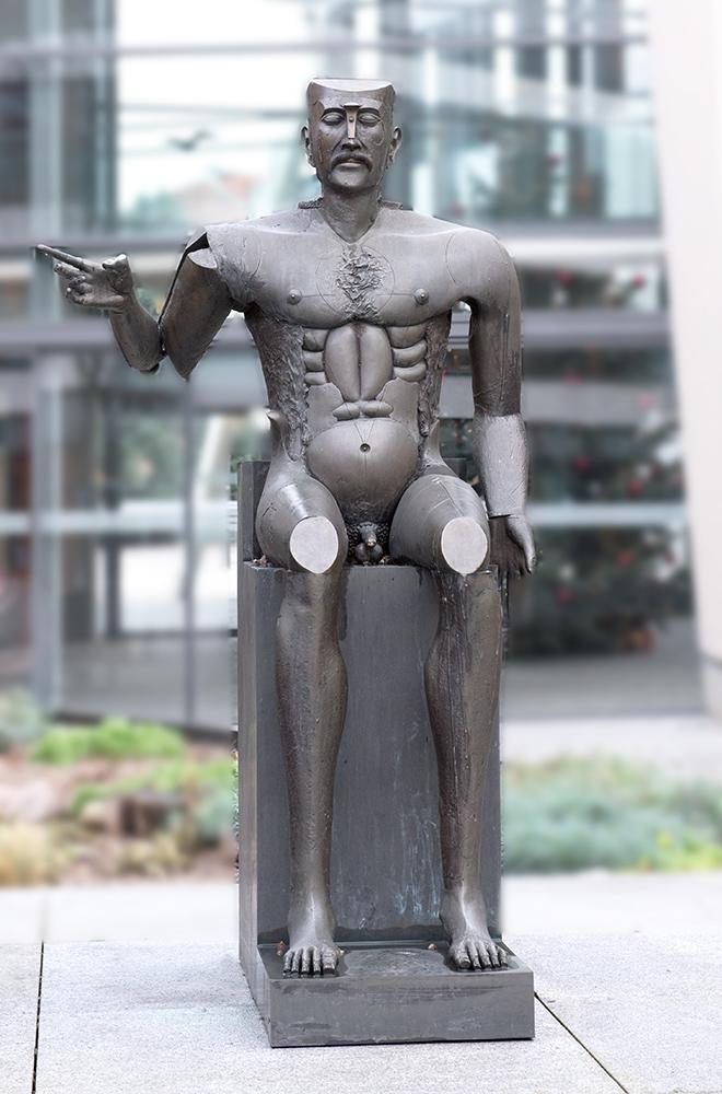 1998 | Sitzender Mann II