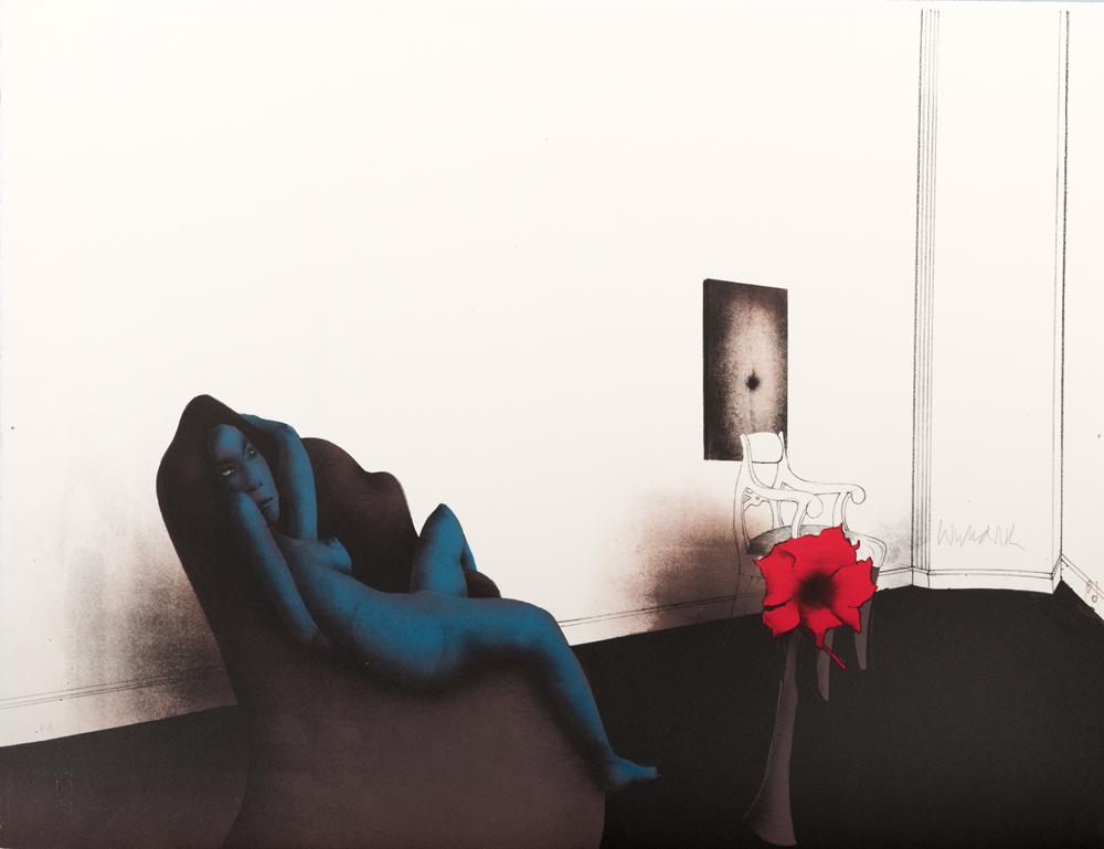 1969 | Le Rouge et le Bleu