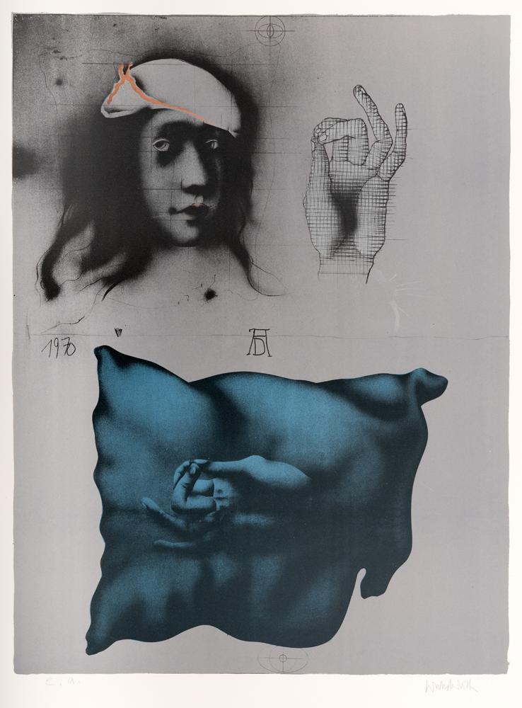1970 | Der junge Dürer, sein Hund und sein Kissen