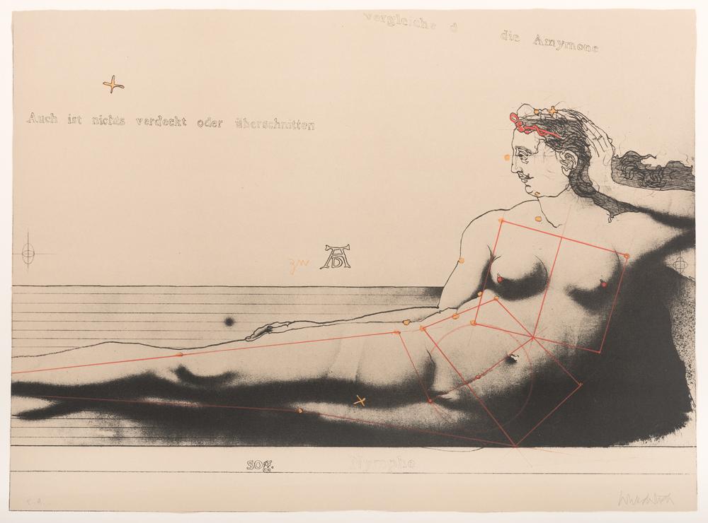 1970 | Eine Nymphe aus Wien (Fassung II)