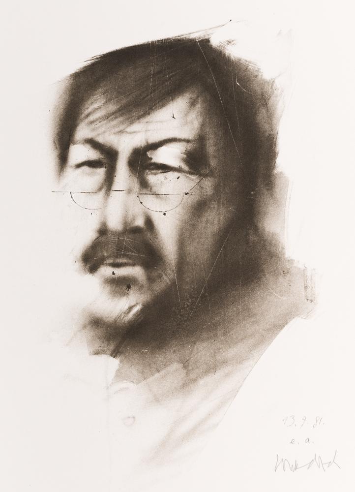 1980 | Portrait Günter Grass