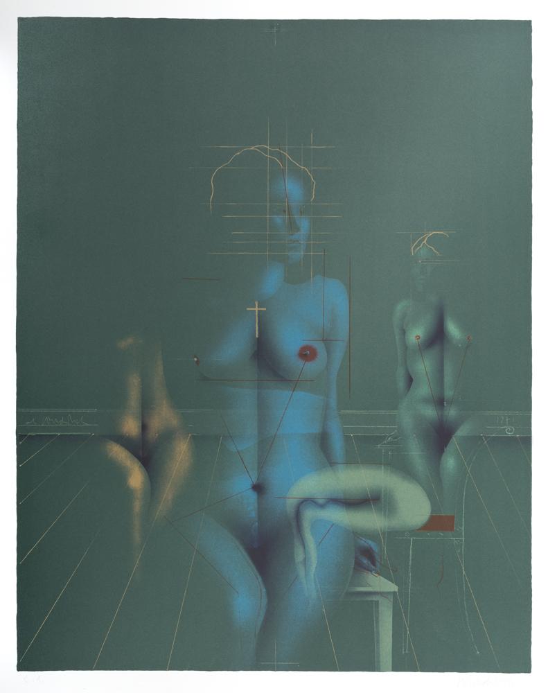 1971 | Nude-studies