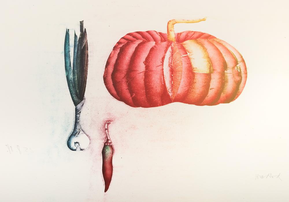 1988 | Stilleben mit Melone