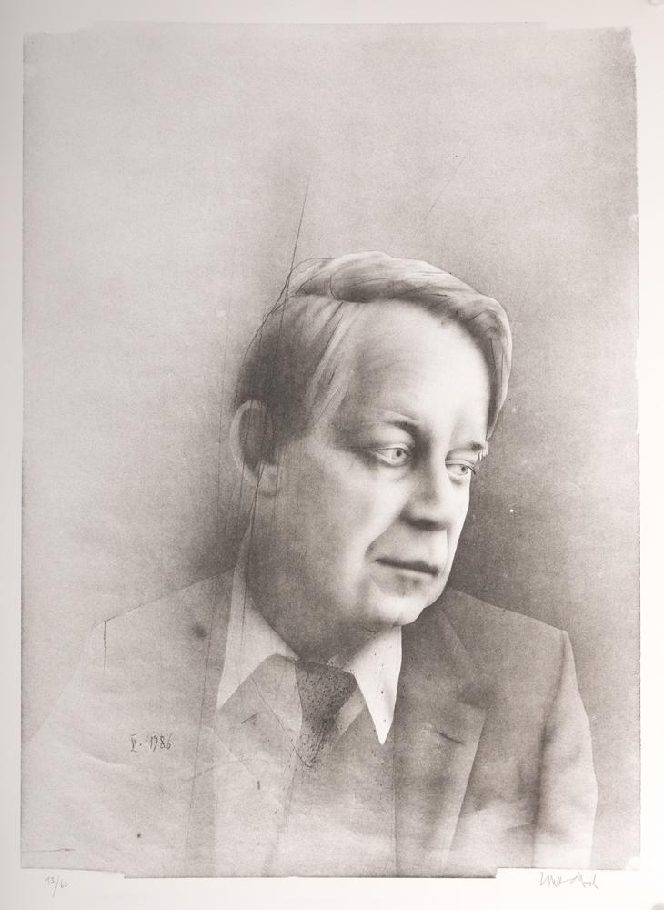 1986 | Portrait Siegfried Lenz