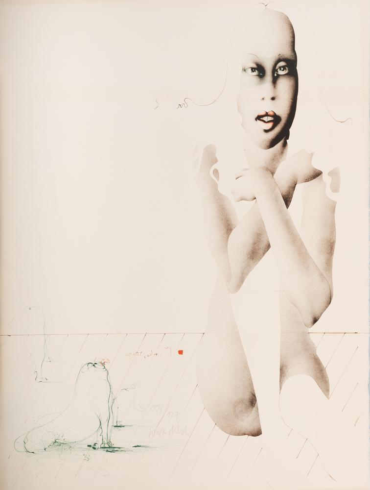 1971 | Daniela von Anton bewundert