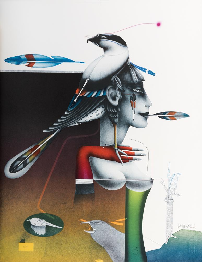 1985 | Im Schatten deiner Flügel I