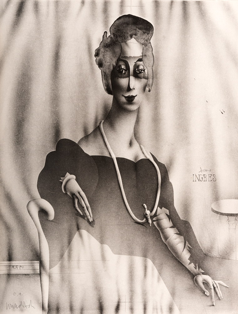1973 | Portrait de Madame Leblanc