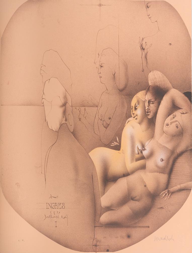 1973 | Le bain Turc I