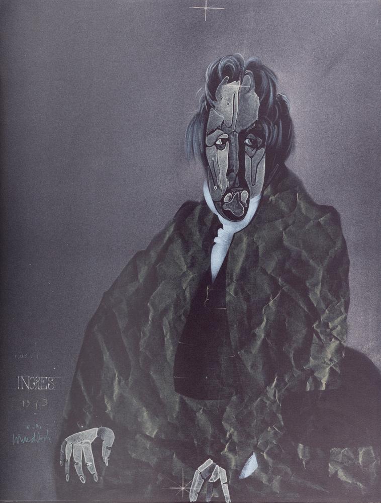 1973 | Portrait de Monsieur Bertin