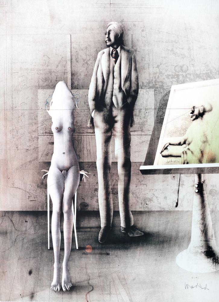 1974 | Atelier-Szene