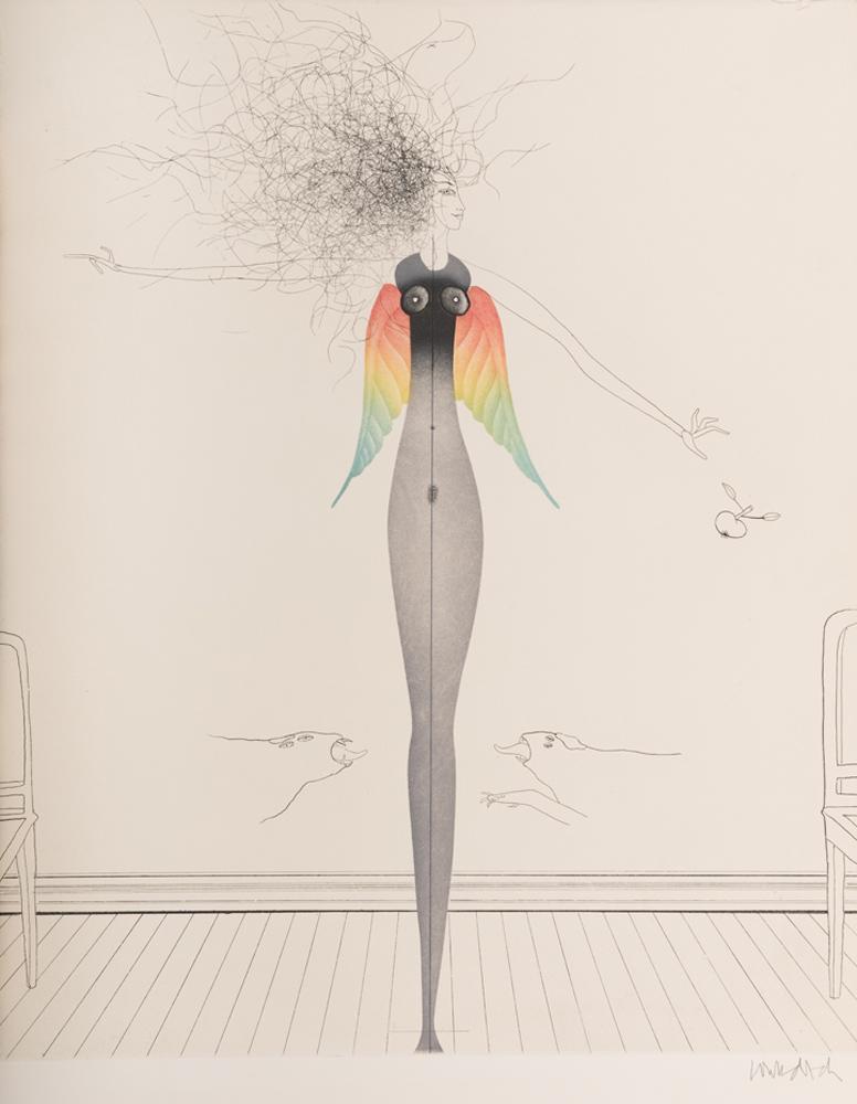 1974 | Engel für Max Ernst