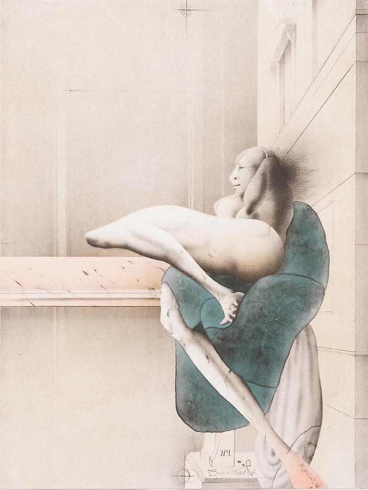 1975 | Der Morgen (nach Michelangelo)