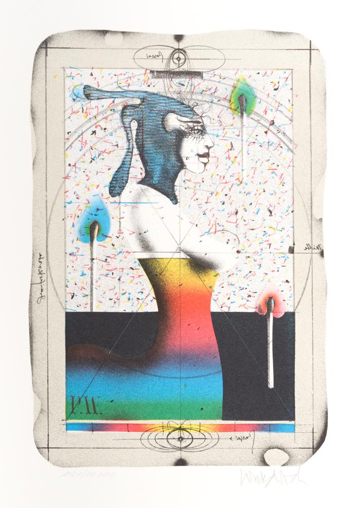 1975 | Kleiner Steindruck